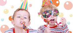 Geburtstag Junge